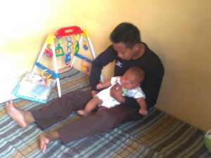 Kasih Orangtua Kepada sang anak